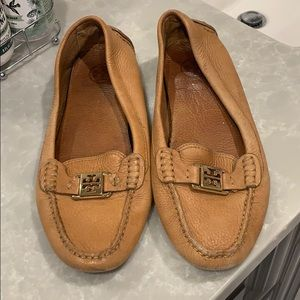 dd6c4844d18 Women s Tory Burch Gold Loafers on Poshmark